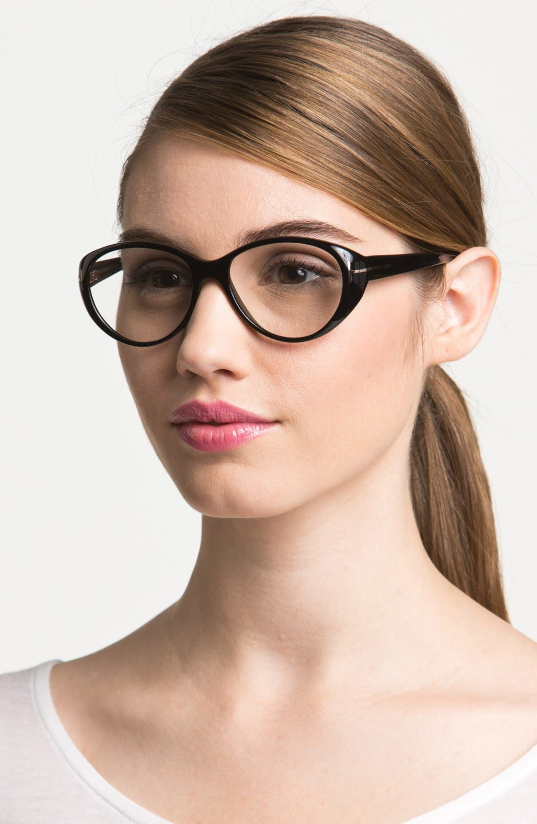 Alternate Image 1 Selected - Tom Ford 53mm Optical Glasses (Online Only)