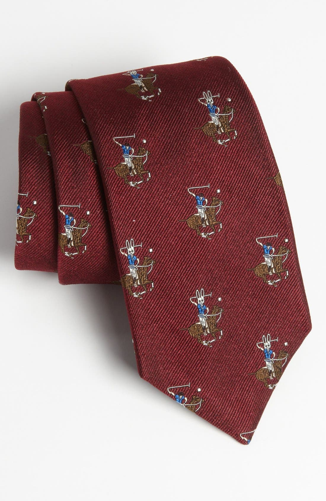 Alternate Image 1 Selected - Psycho Bunny Woven Silk Tie