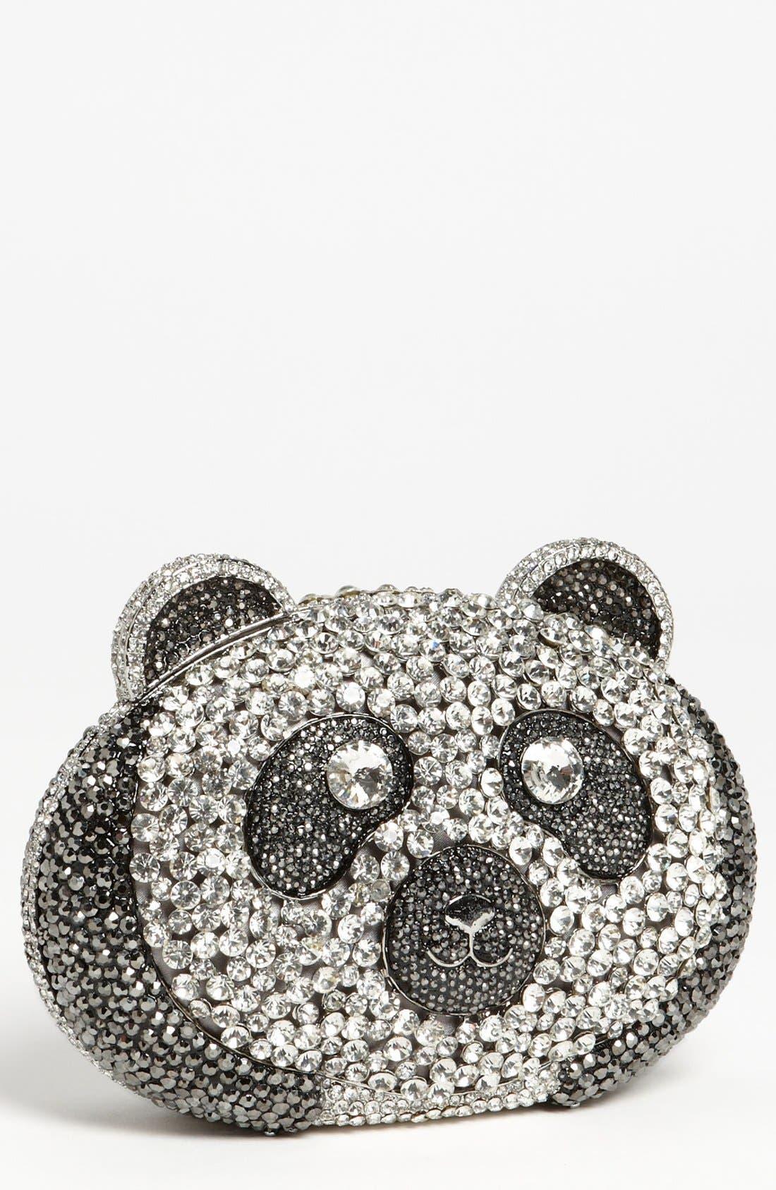 Alternate Image 1 Selected - Natasha Couture Panda Clutch