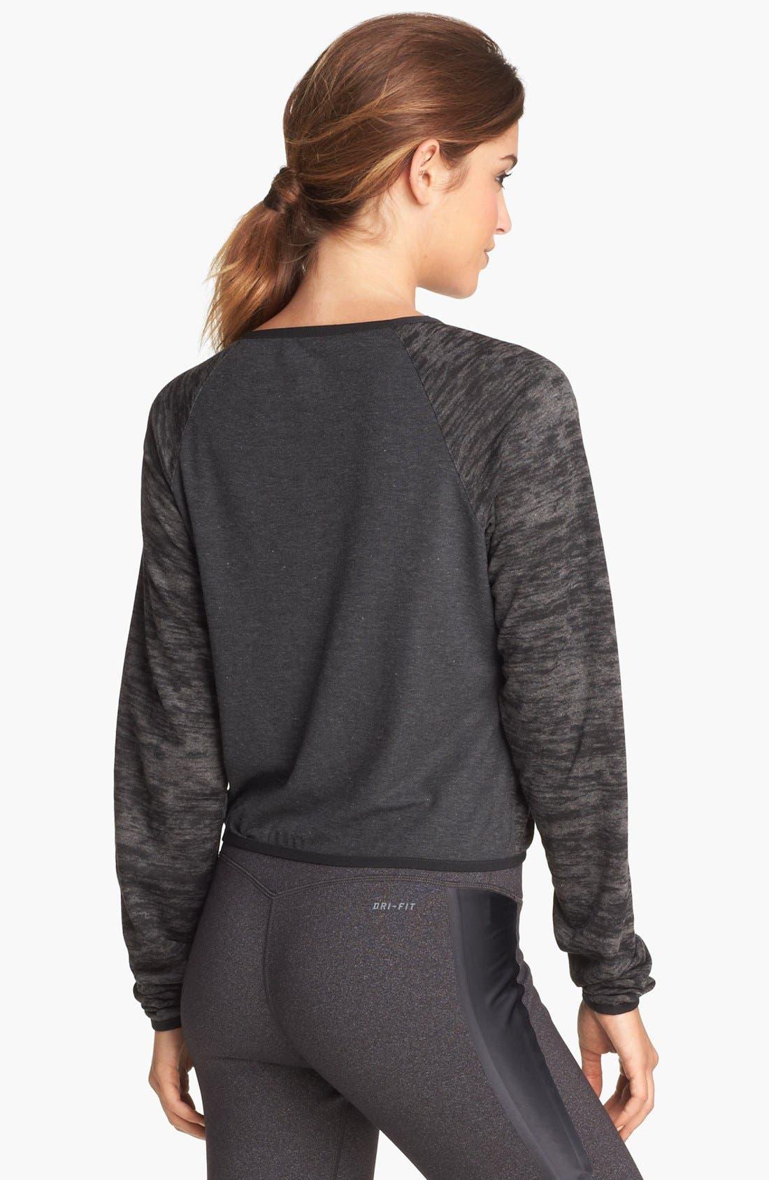 Alternate Image 2  - Nike 'Hypercool Gym' Training Jacket
