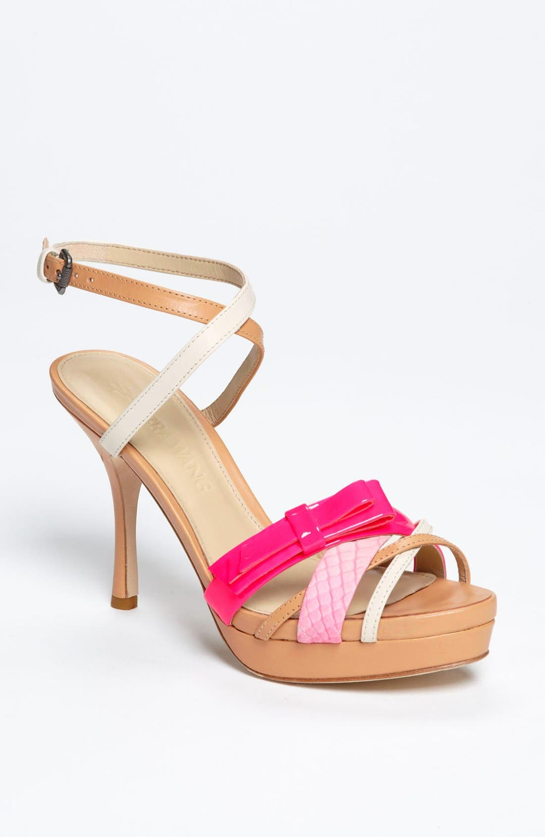 Alternate Image 1 Selected - Vera Wang Footwear 'Qatara' Sandal