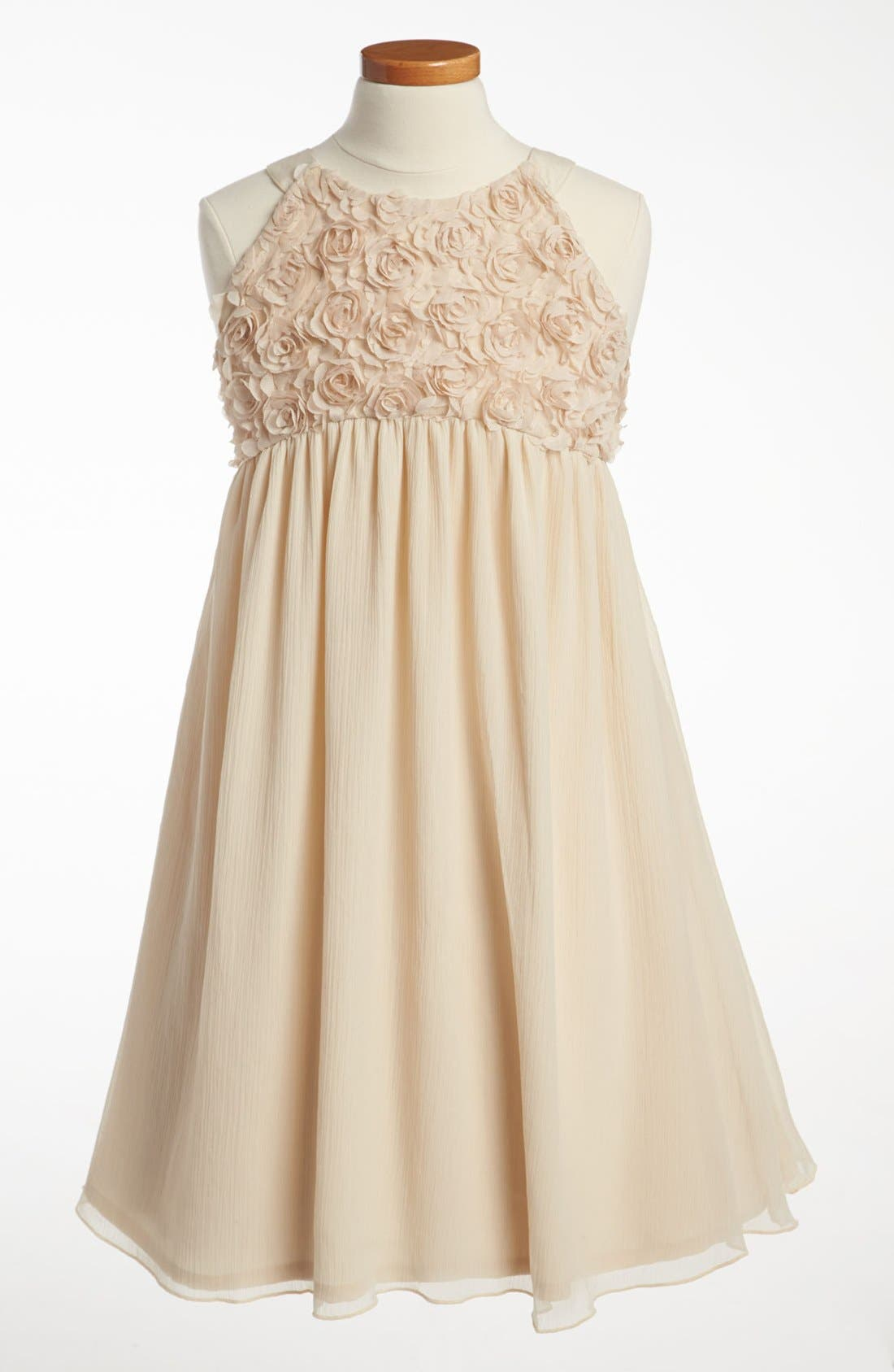 Alternate Image 1 Selected - Ruby & Bloom 'Selma' Dress (Big Girls)