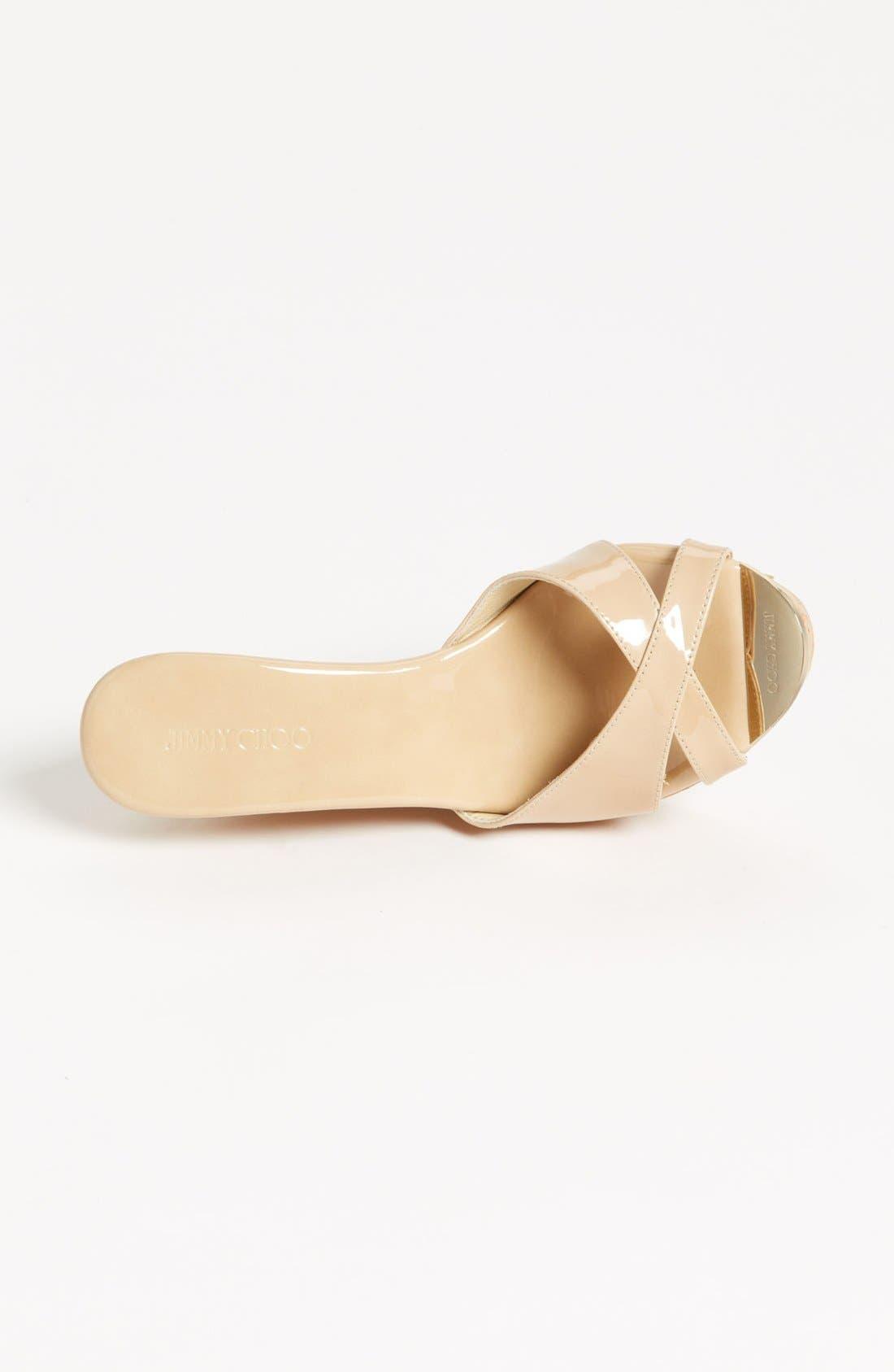 Alternate Image 3  - Jimmy Choo 'Perfume' Sandal