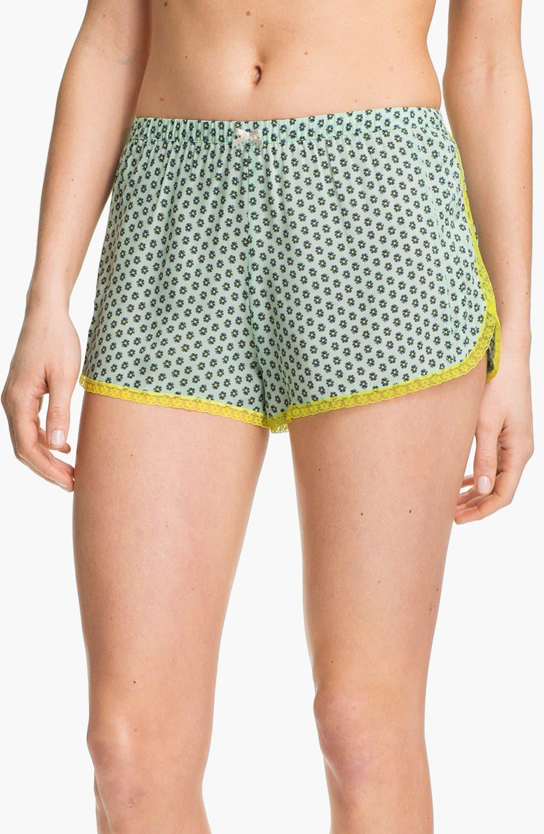 Main Image - kensie 'Sugar Rush' Boxer Shorts