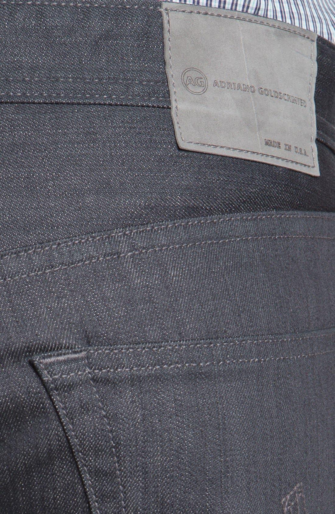 Alternate Image 4  - AG 'Protégé' Straight Leg Jeans (Airlift)