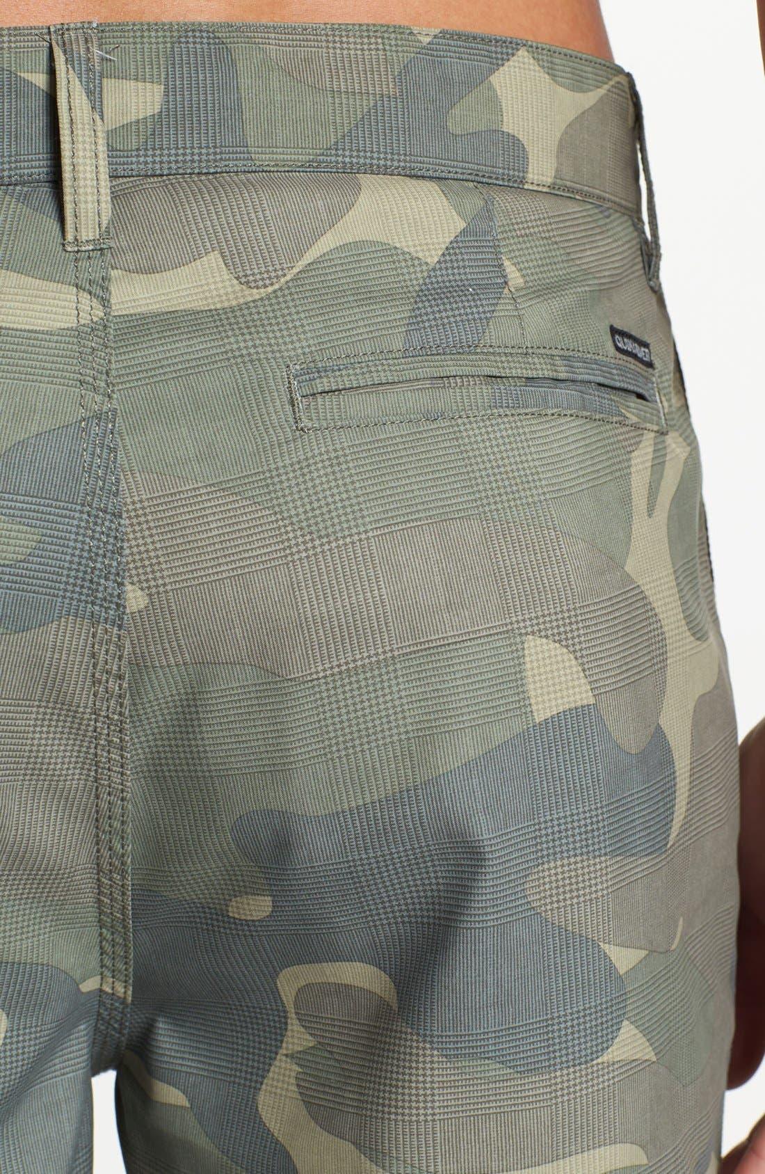 Alternate Image 3  - Quiksilver 'Duckbill' Hybrid Shorts