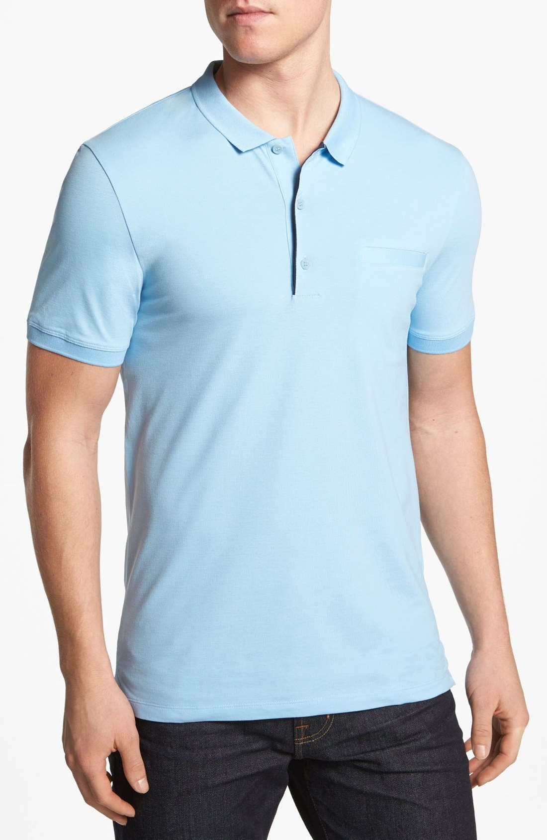 Main Image - HUGO 'Dathis' Polo