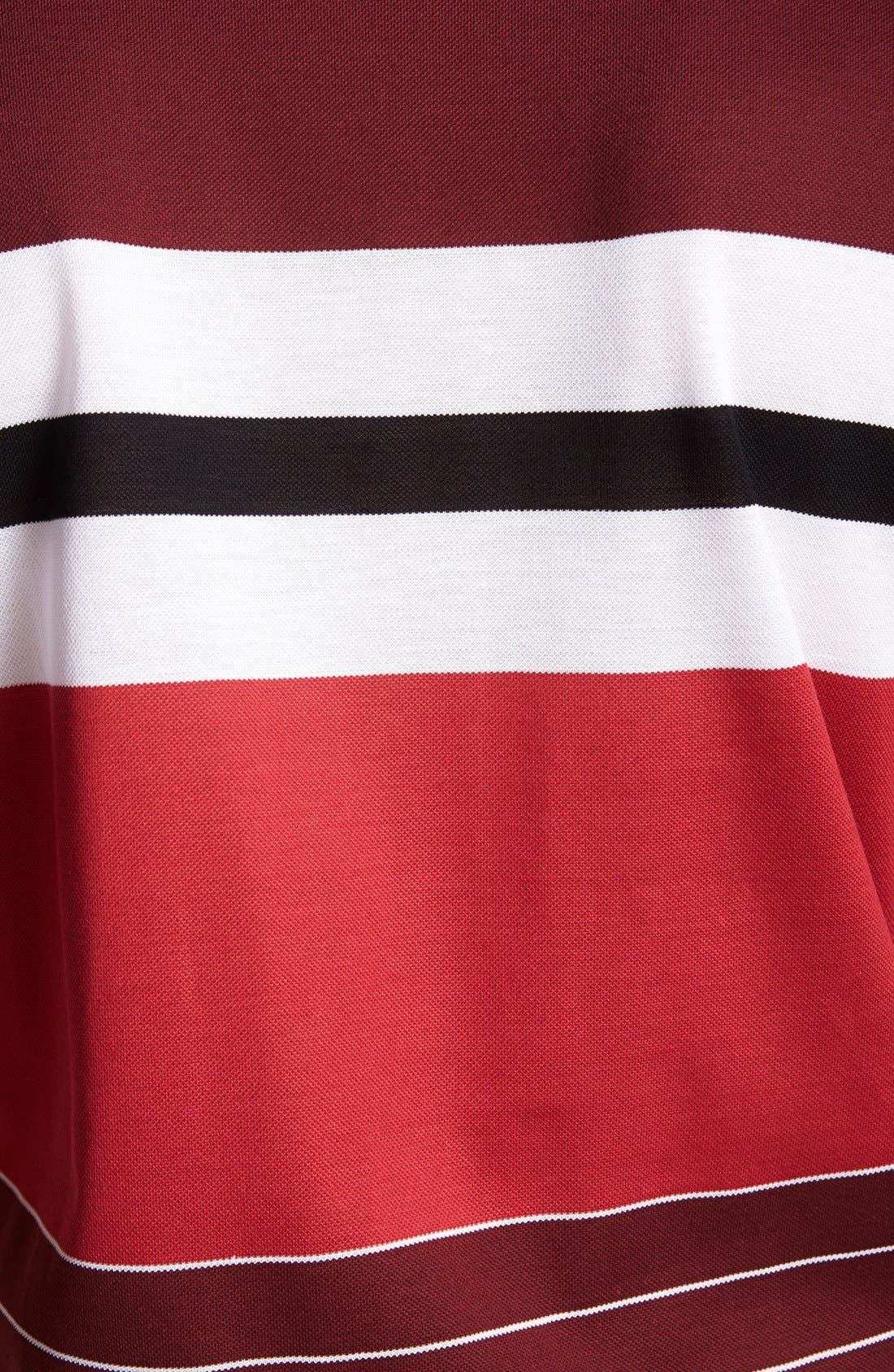Alternate Image 3  - Salvatore Ferragamo Stripe Polo