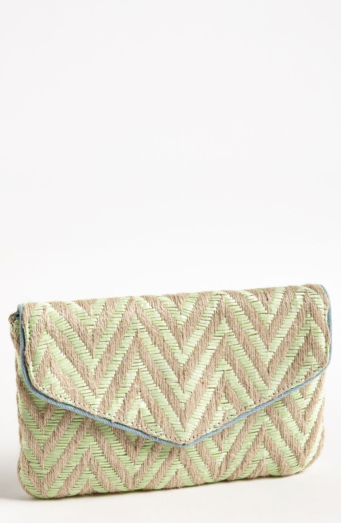 Alternate Image 1 Selected - Deux Lux 'Memo' Clutch