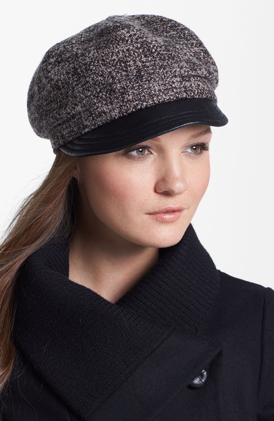 Main Image - Tarnish Newsboy Cap