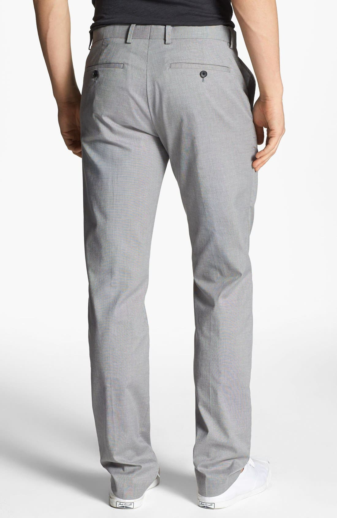 Alternate Image 2  - Theory 'Marlo Diria' Slim Fit Pants