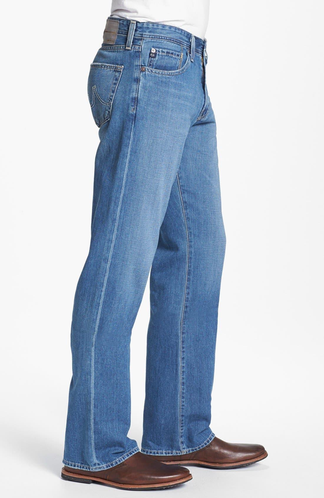 Alternate Image 3  - AG Jeans 'Hero' Relaxed Leg Jeans (Degree)
