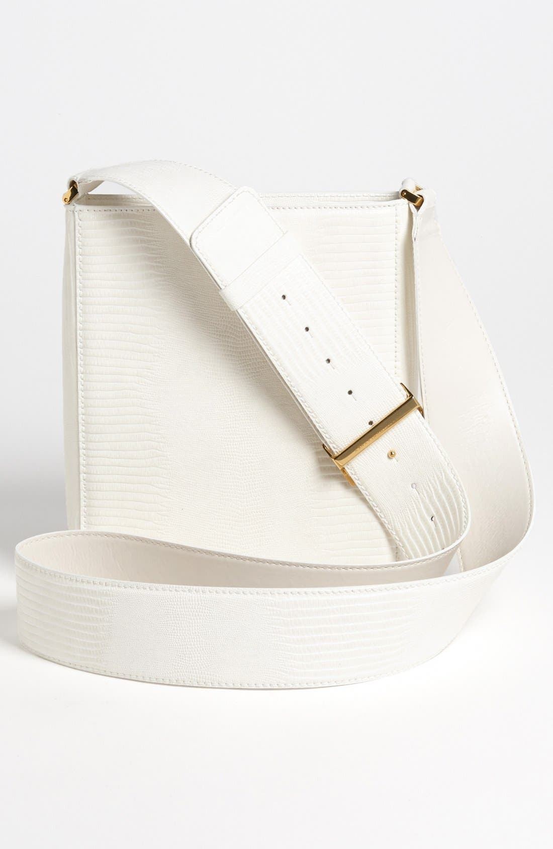 Alternate Image 4  - Stella McCartney 'Tejus' Faux Leather Crossbody Bag, Small