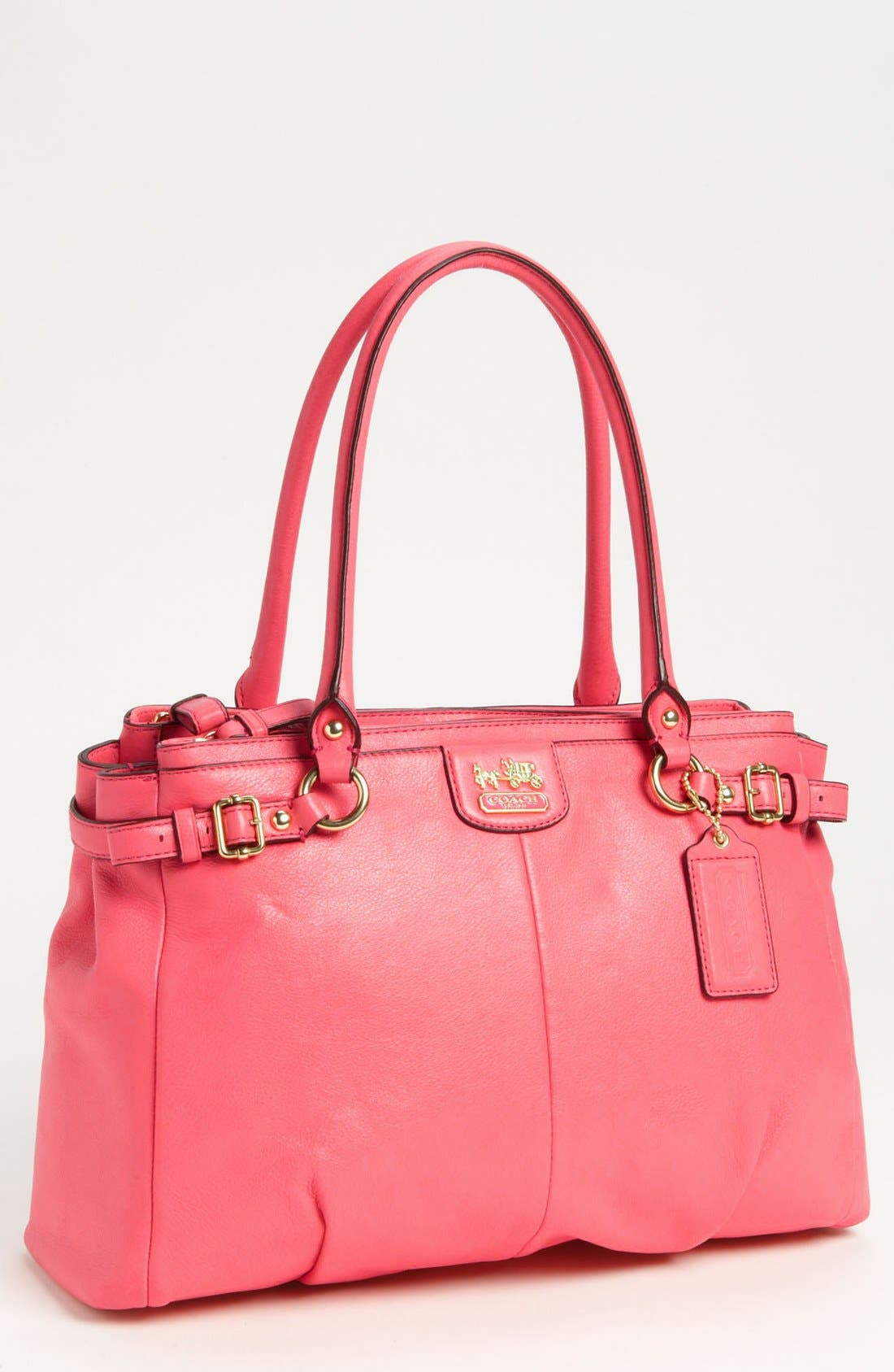 Main Image - COACH 'Madison - Kara' Leather Carryall