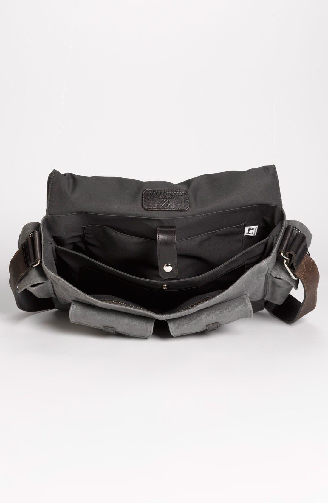 Alternate Image 3  - Ernest Alexander 'Hudson' Messenger Bag