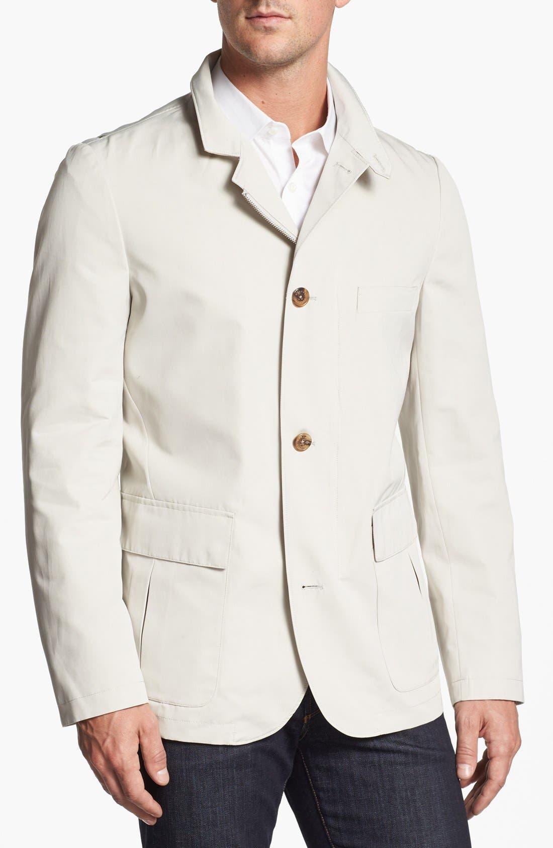 Alternate Image 1 Selected - Robert Talbott 'Carmel' Coat