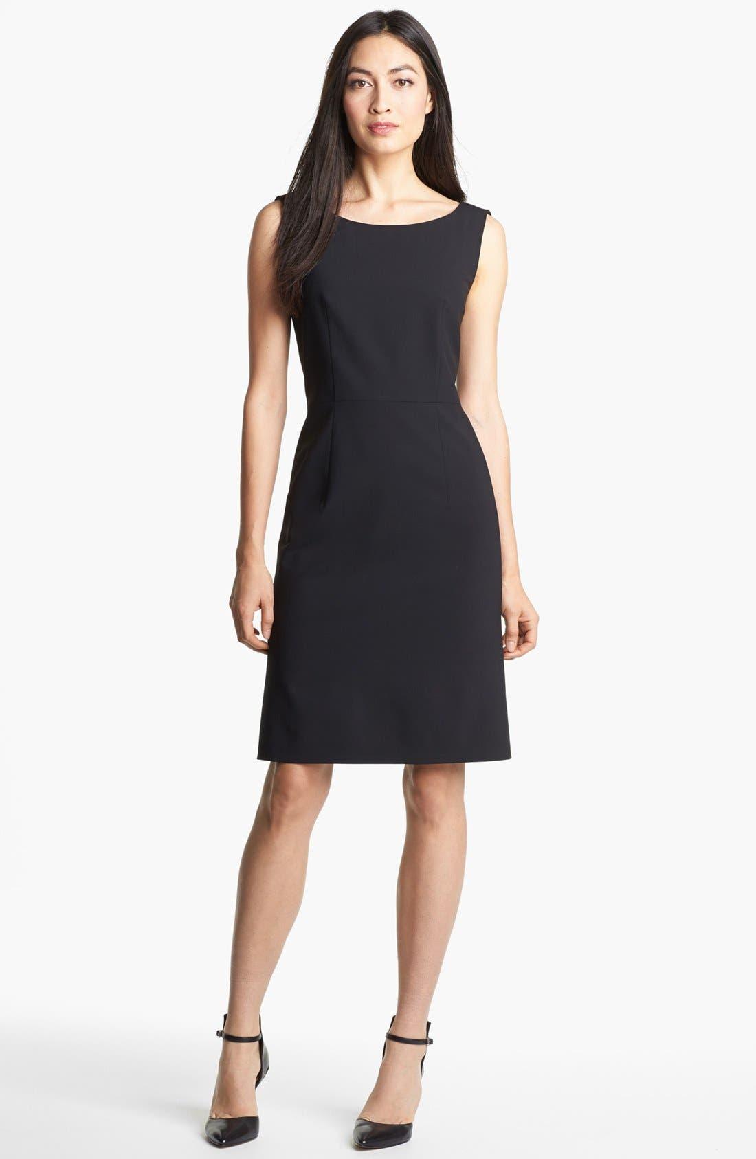 Alternate Image 1 Selected - BOSS HUGO BOSS 'Divonas' Dress