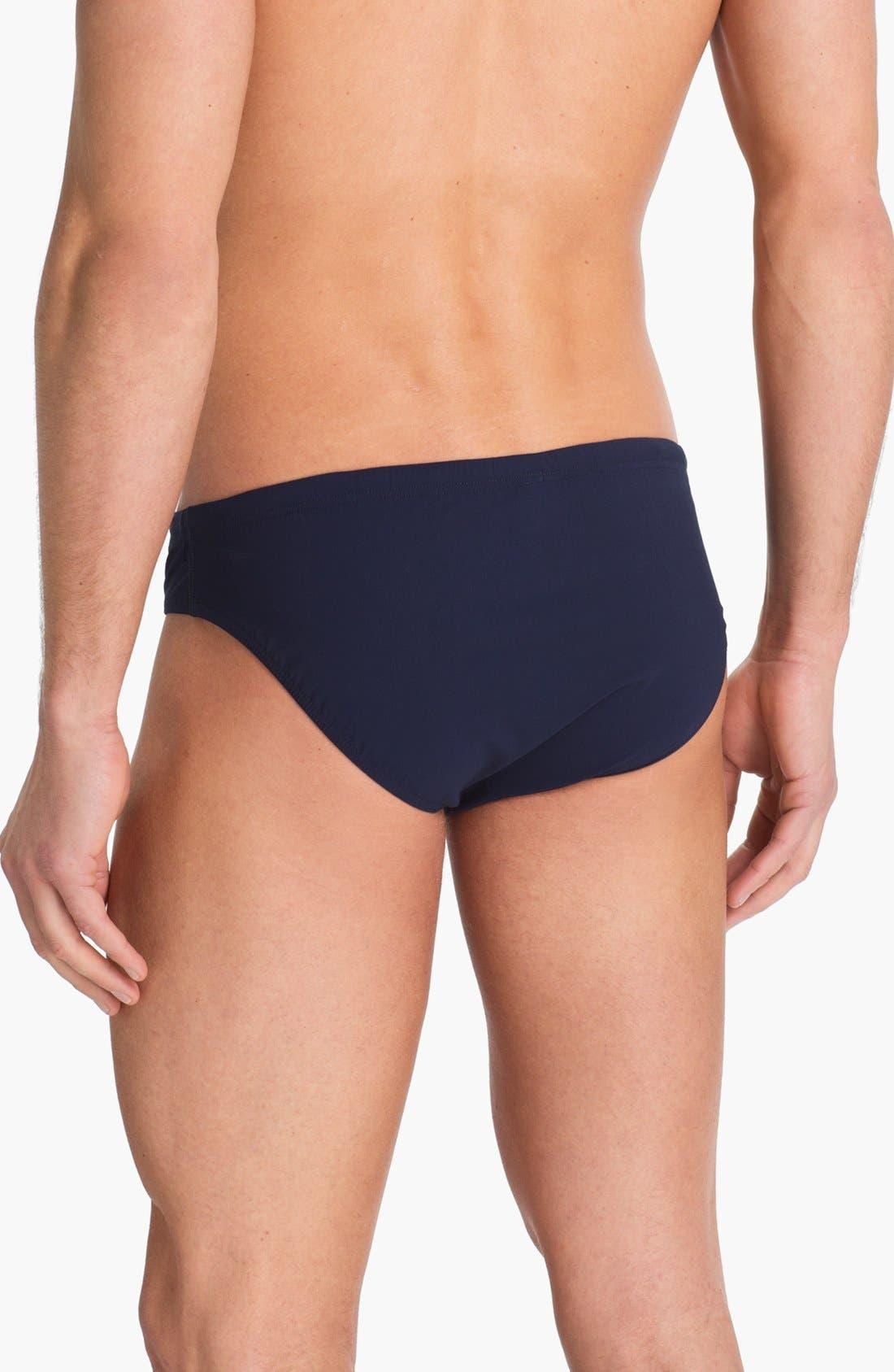 Alternate Image 2  - BOSS HUGO BOSS Swim Briefs (Online Only)