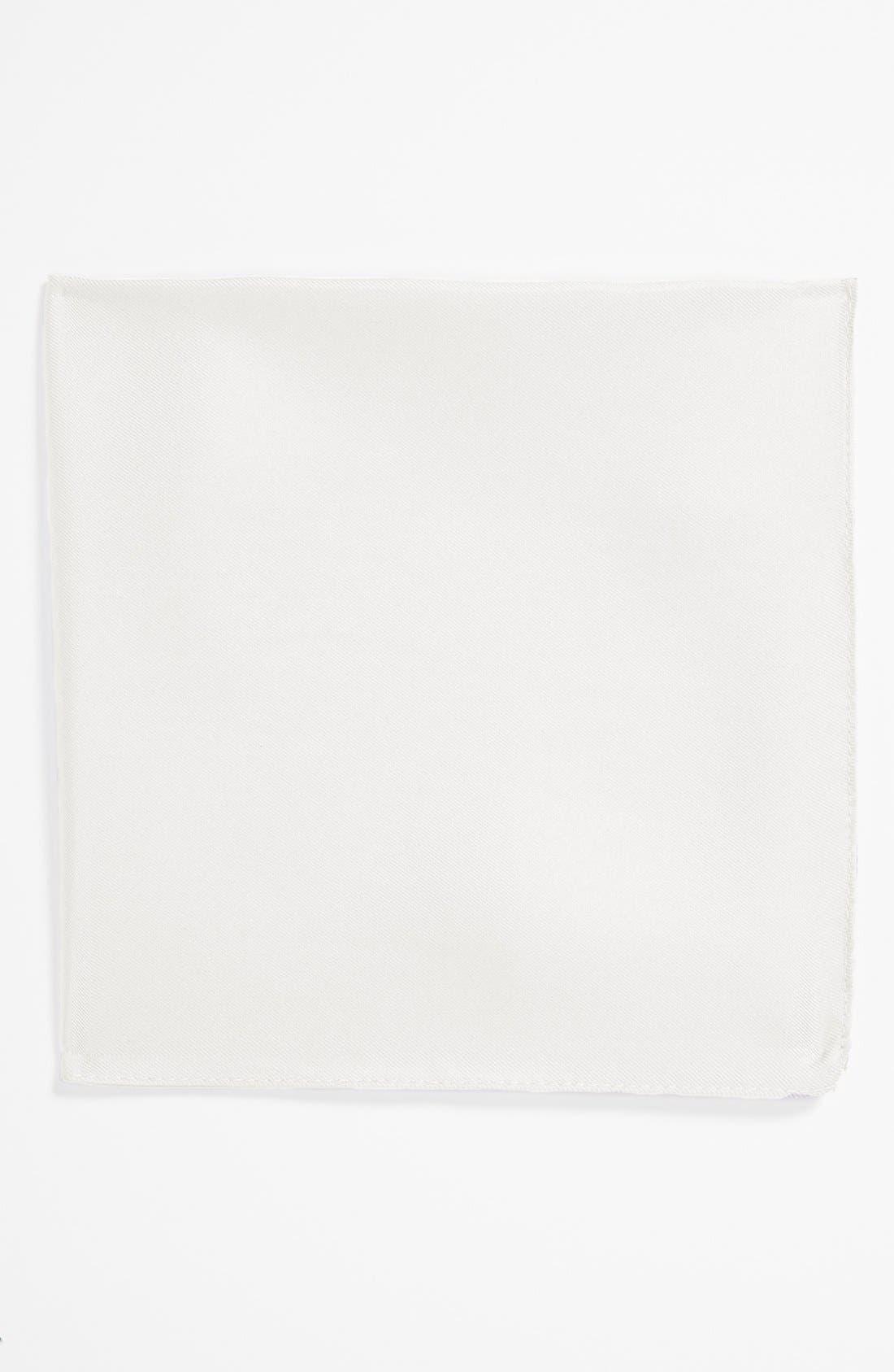 Main Image - BOSS Silk Pocket Square