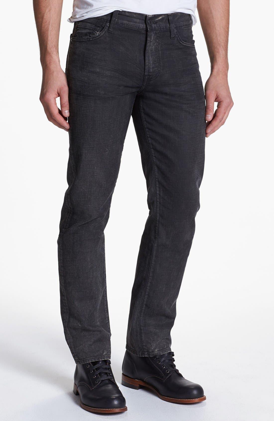 Alternate Image 2  - 7 For All Mankind® 'Slimmy' Slim Fit Jeans (Seven Mile Lane)
