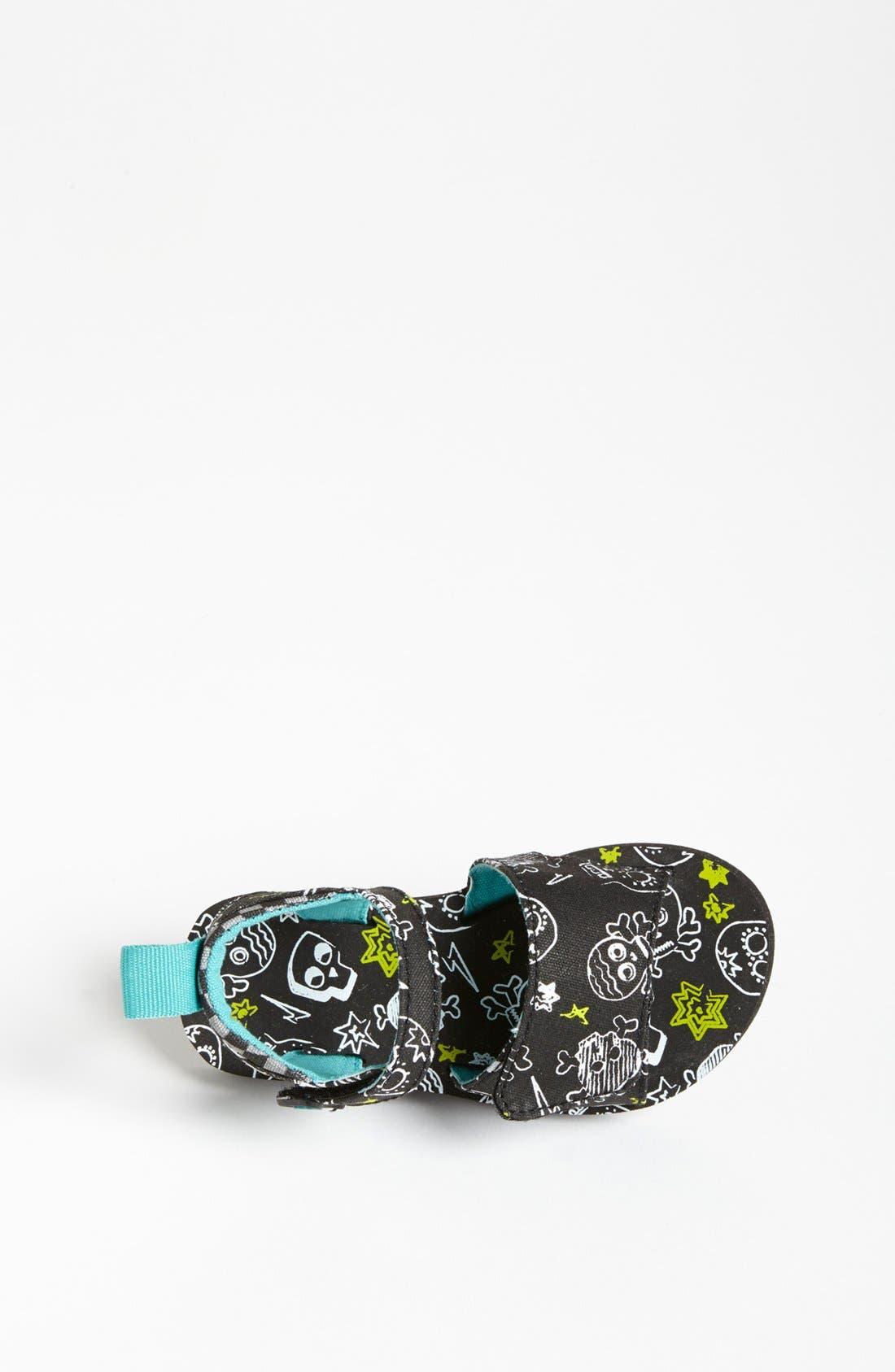 Alternate Image 3  - CHOOZE 'Breeze - Rockout 2' Sandal (Baby, Walker & Toddler)