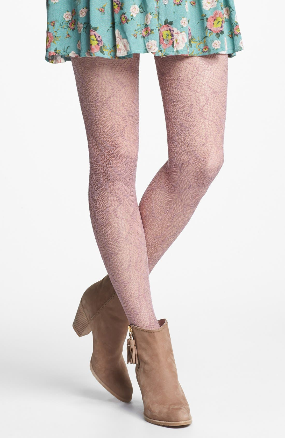 Alternate Image 1 Selected - Oroblu 'Josephine' Tights