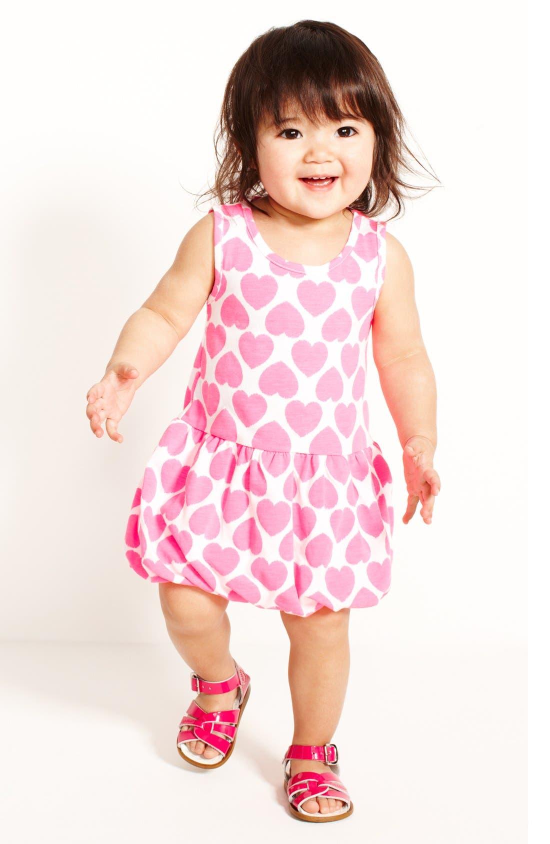 Alternate Image 2  - Tucker + Tate 'Azure' Knit Dress (Baby Girls)
