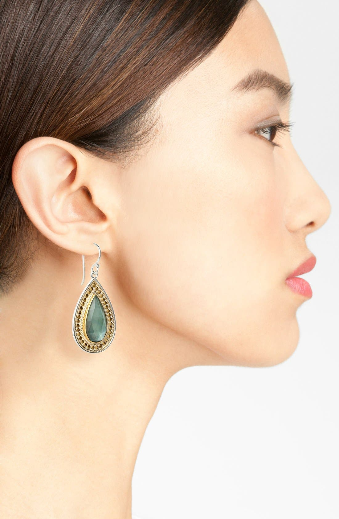 Alternate Image 2  - Anna Beck 'Gili' Large Teardrop Earrings