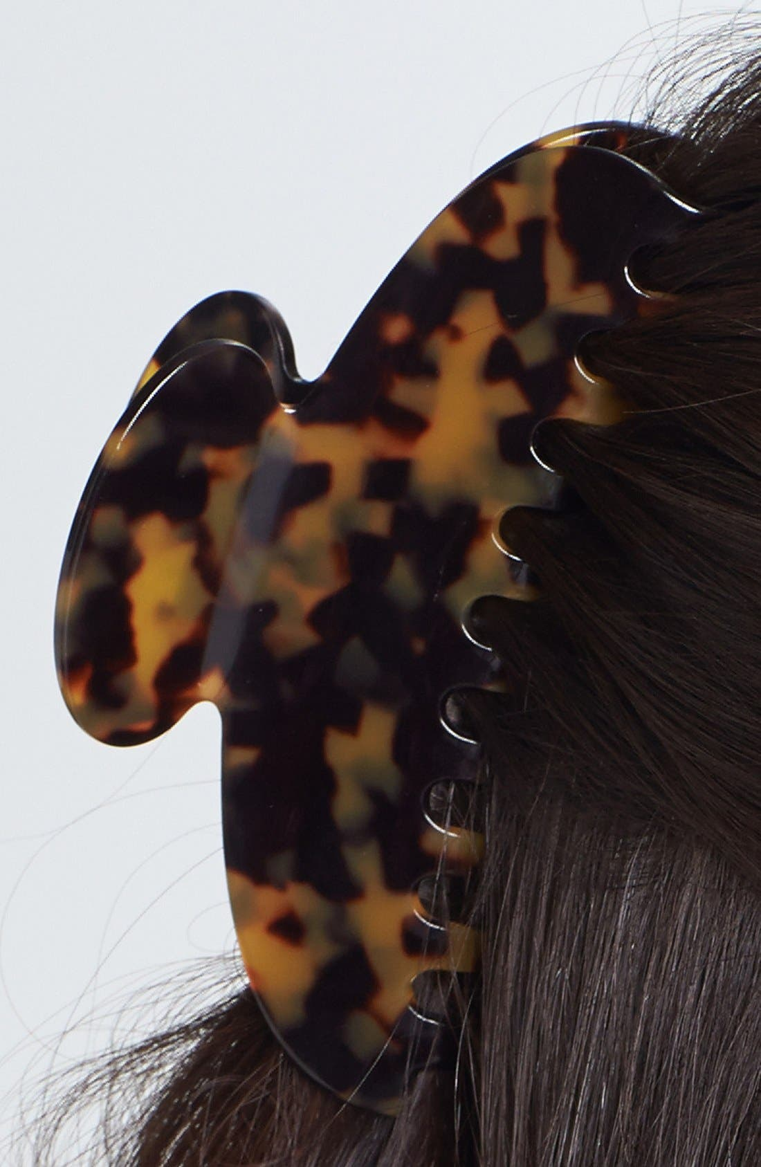 'Jumbo Couture' Jaw Clip,                             Alternate thumbnail 2, color,