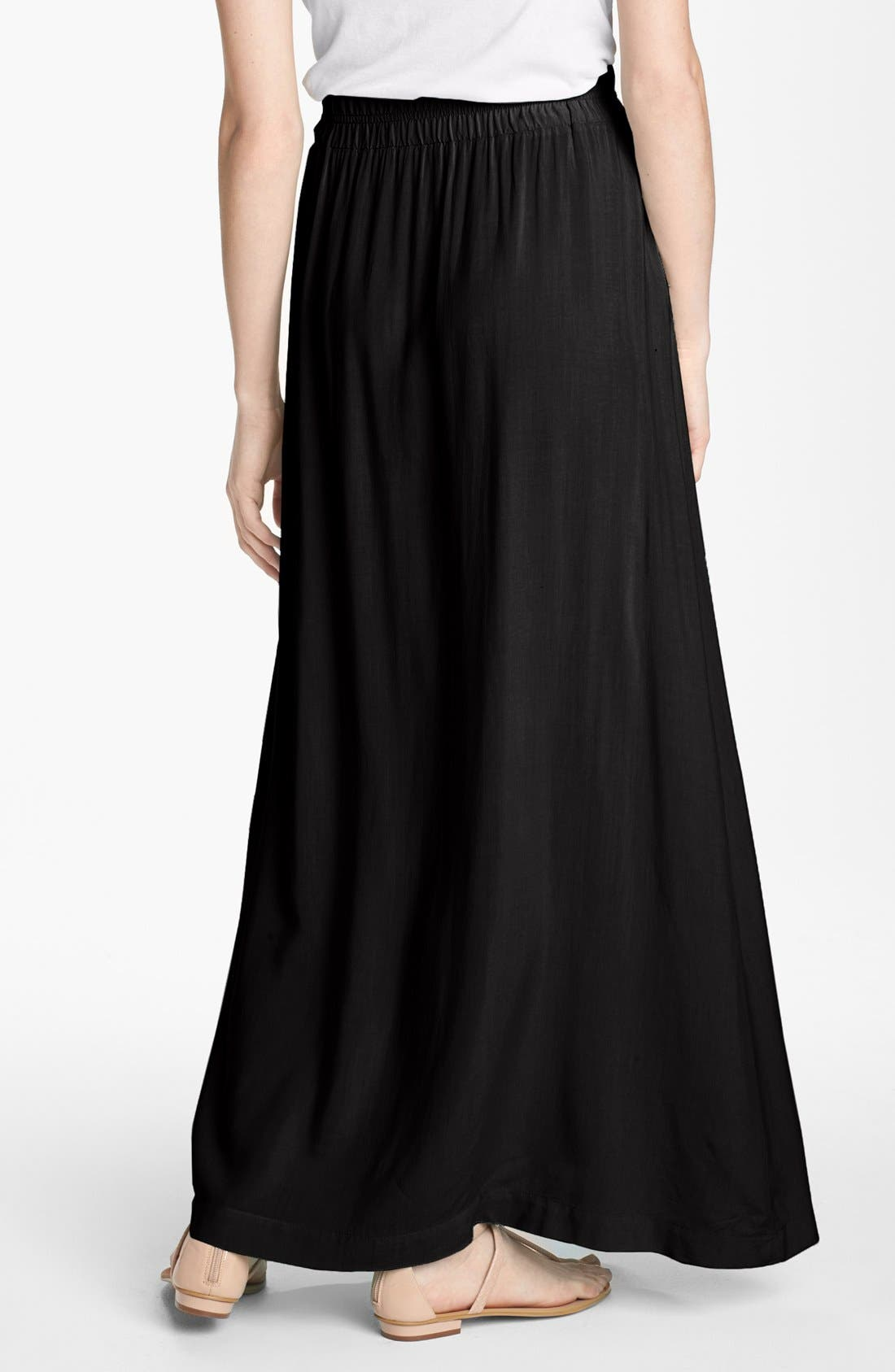 Alternate Image 2  - Splendid Voile Maxi Skirt