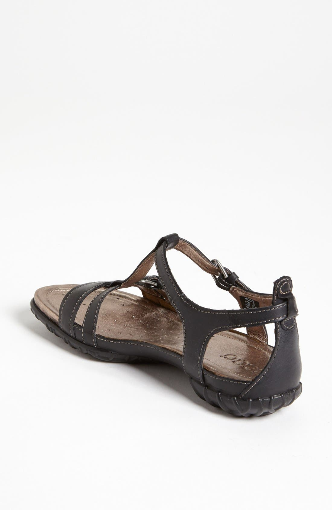Alternate Image 2  - ECCO 'Groove' Sandal (Special Purchase)