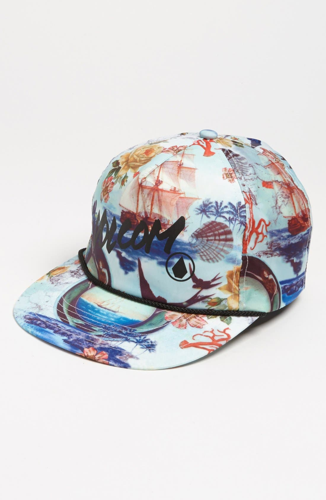 Alternate Image 1 Selected - Volcom Snapback Cap
