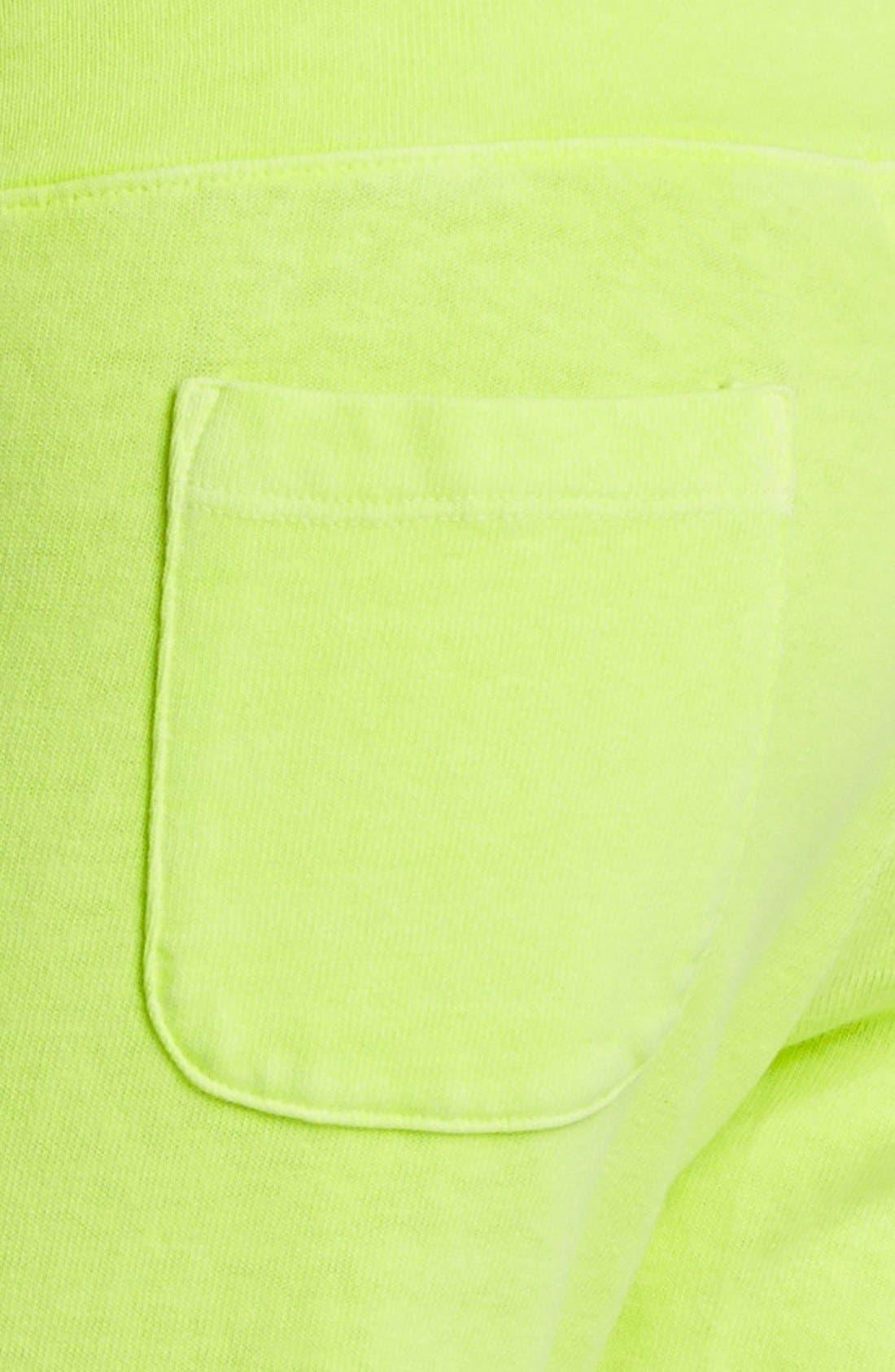 Alternate Image 3  - Monrow Vintage Fleece 3/4 Sweatpants