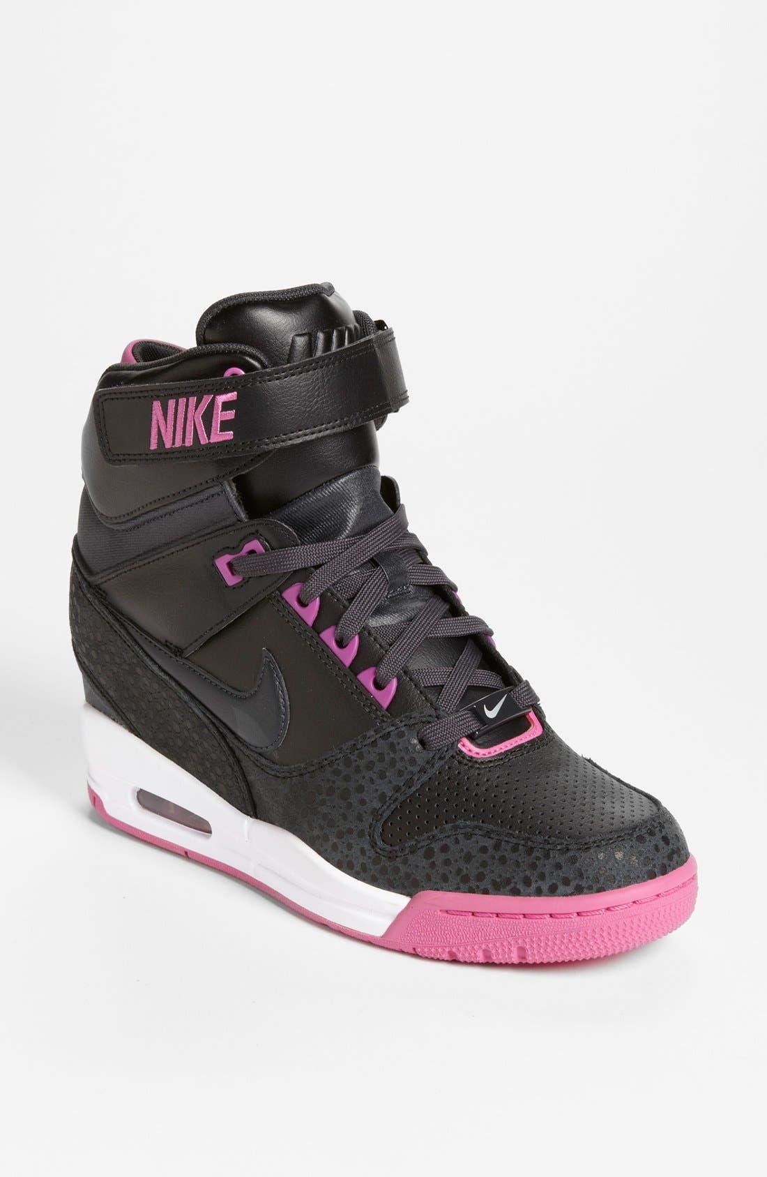 Main Image - Nike 'Air Revolution Sky Hi' Sneaker (Women)