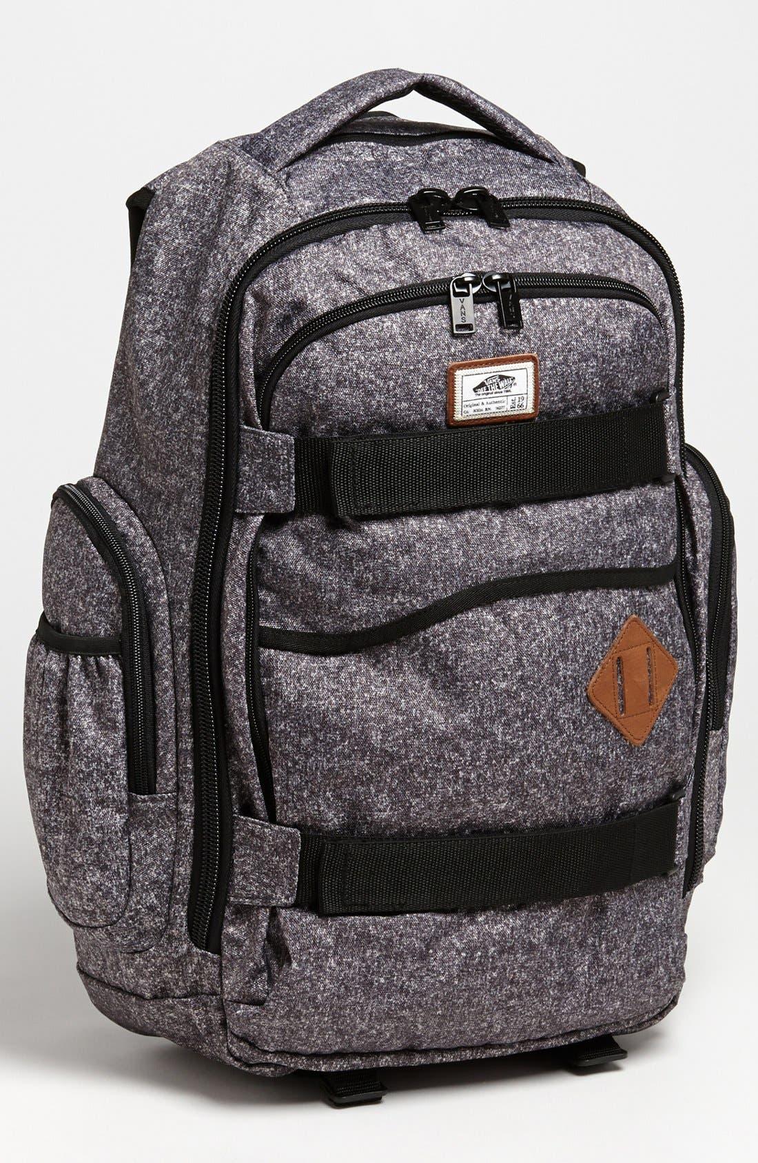 Alternate Image 1 Selected - Vans 'Transient Skatepack' Backpack