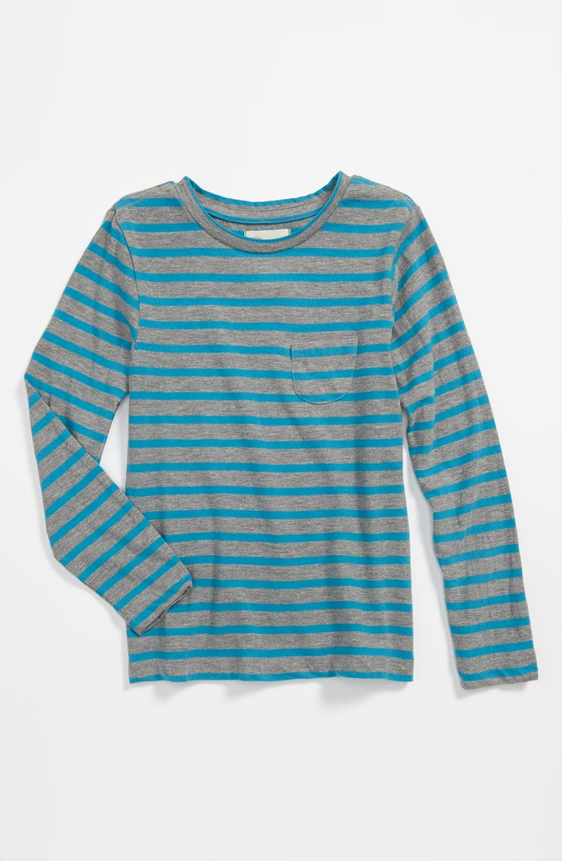 Alternate Image 1 Selected - Peek 'Myra' Long Sleeve Tee (Toddler Girls, Little Girls & Big Girls)