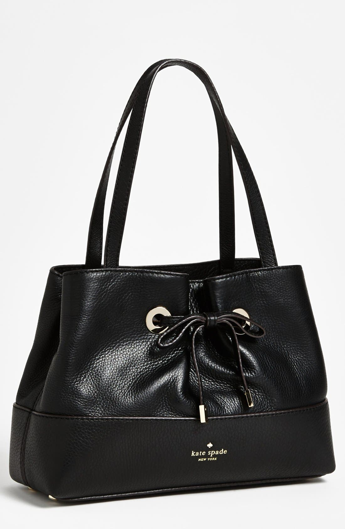 Alternate Image 1 Selected - kate spade new york 'west valley - small maryanne' leather shopper
