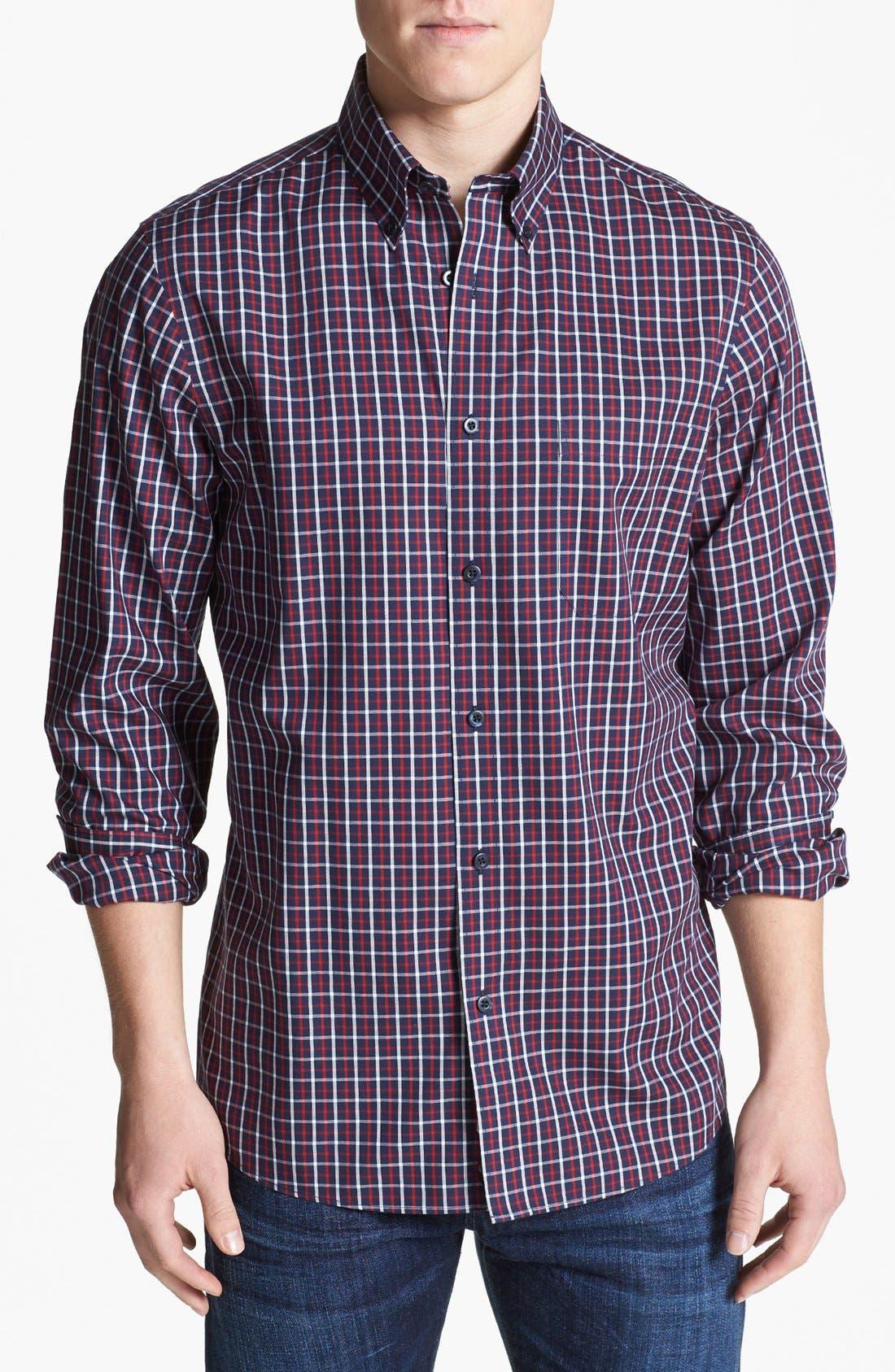 Alternate Image 1 Selected - Nordstrom Smartcare™ Regular Fit Sport Shirt