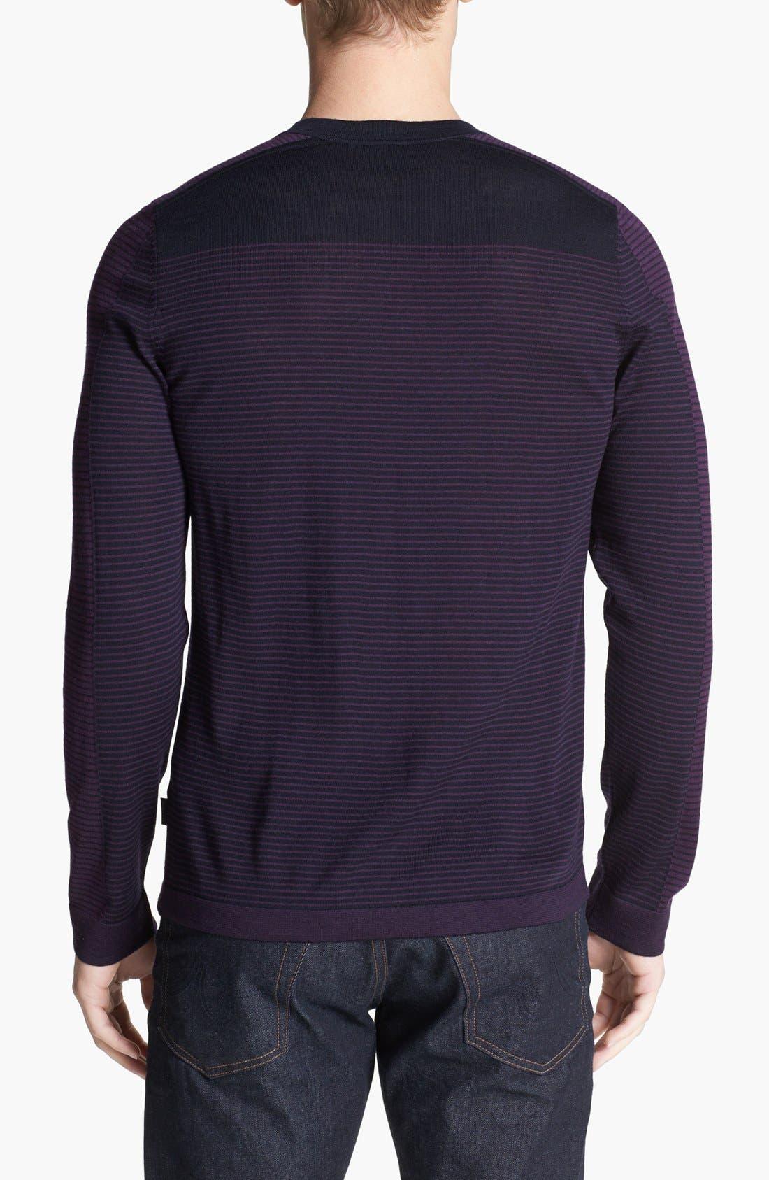Alternate Image 2  - BOSS HUGO BOSS 'Merro' Merino Wool Sweater