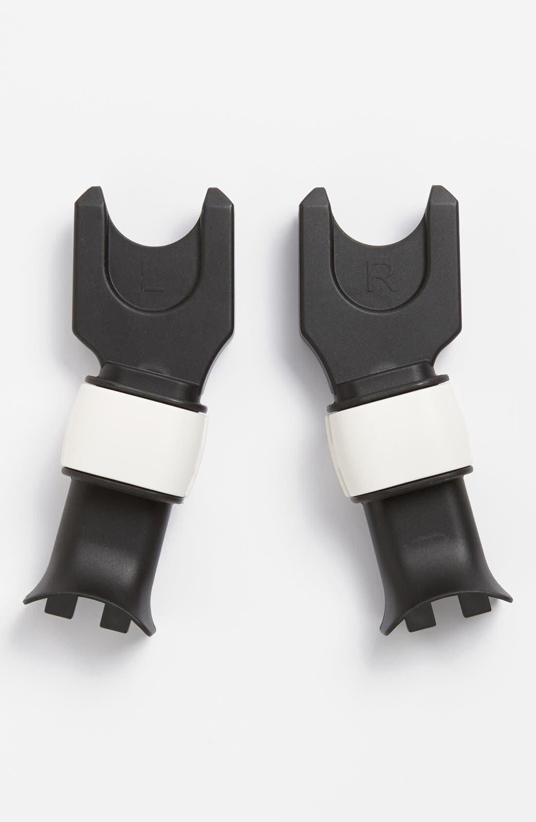 'Cameleon' Maxi-Cosi<sup>®</sup> Car Seat Adaptors,                         Main,                         color, Black Maxi
