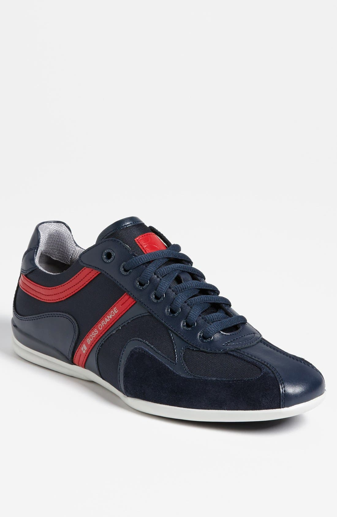 Alternate Image 1 Selected - BOSS Orange 'Seamon' Sneaker