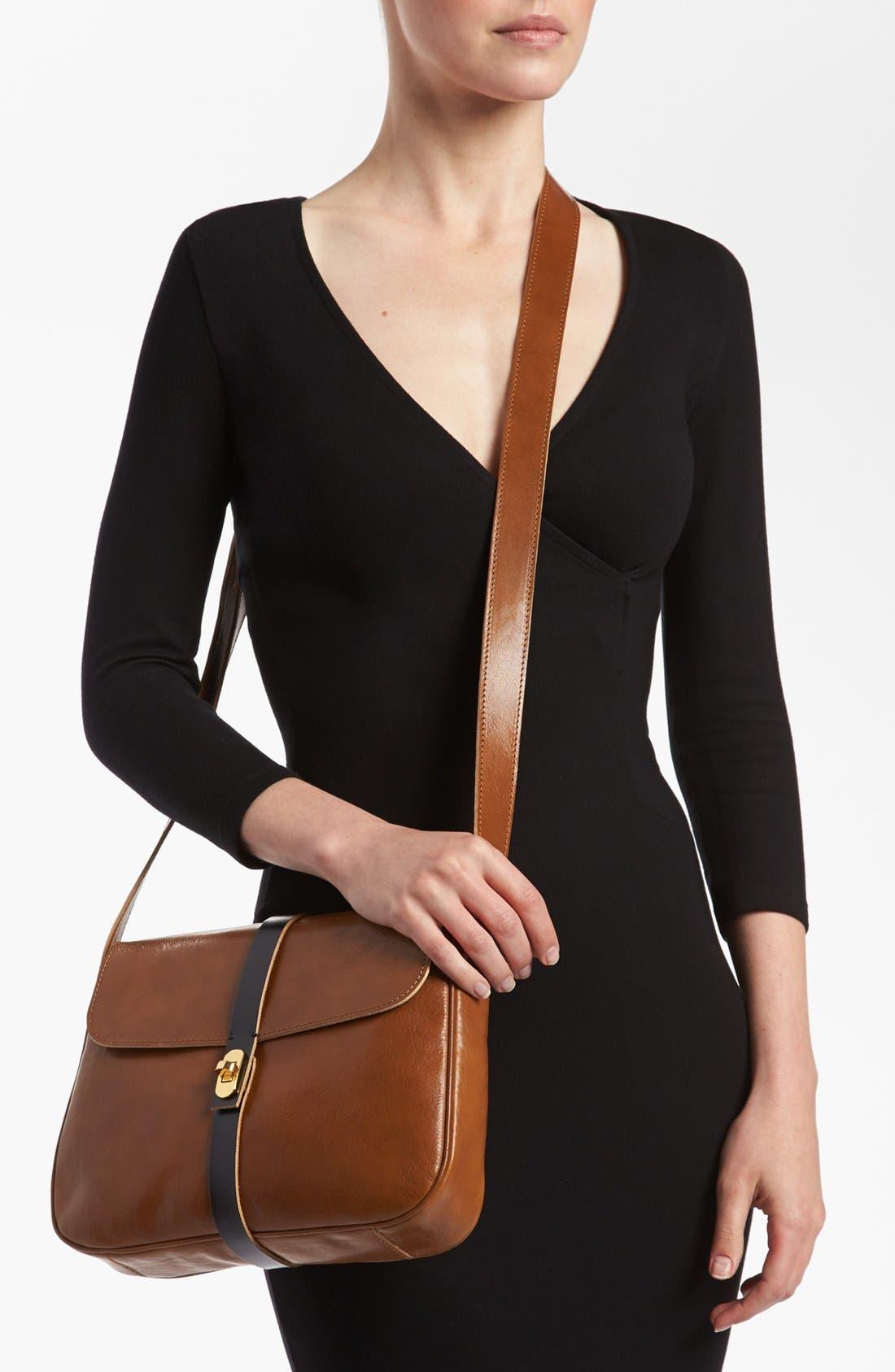 Alternate Image 2  - Marni Leather Crossbody Bag