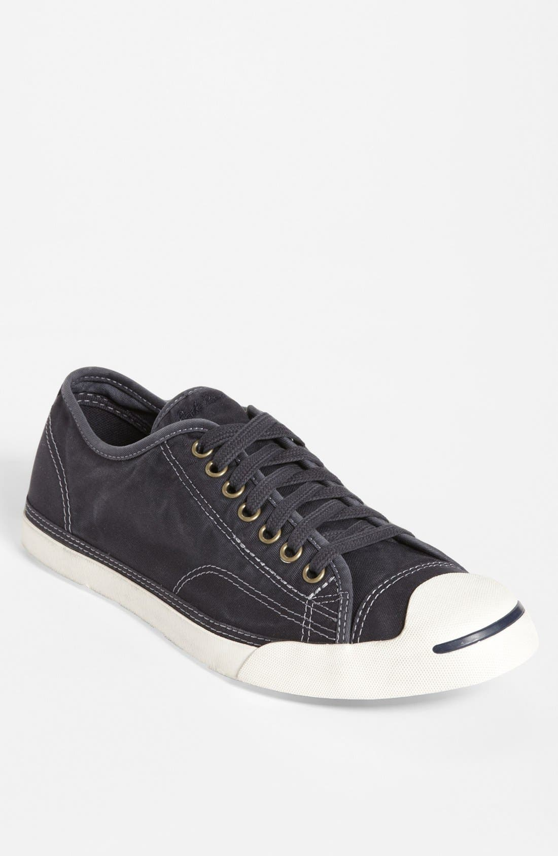 Alternate Image 1 Selected - Converse 'Jack Purcell LP' Slip-On Sneaker (Men)
