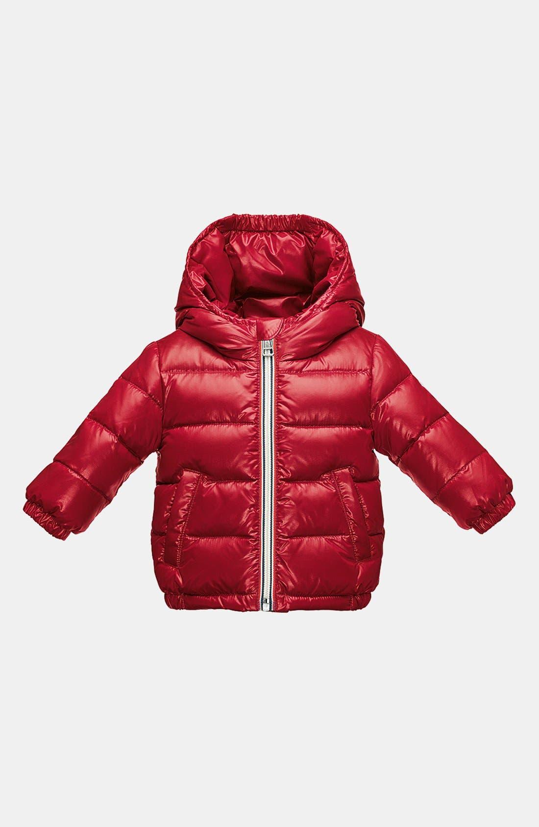 Alternate Image 1 Selected - Moncler 'Aubert' Jacket (Baby Boys)