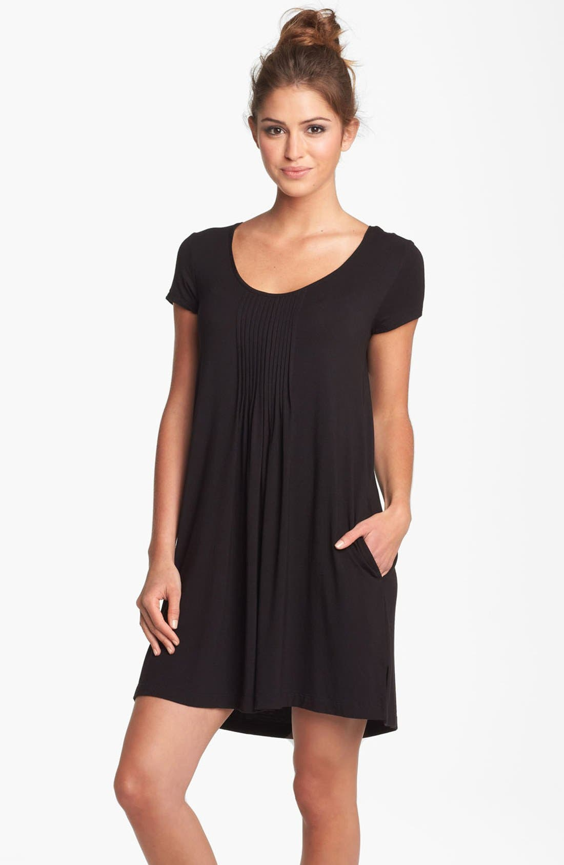 Alternate Image 1 Selected - DKNY '7 Easy Pieces' Nightshirt