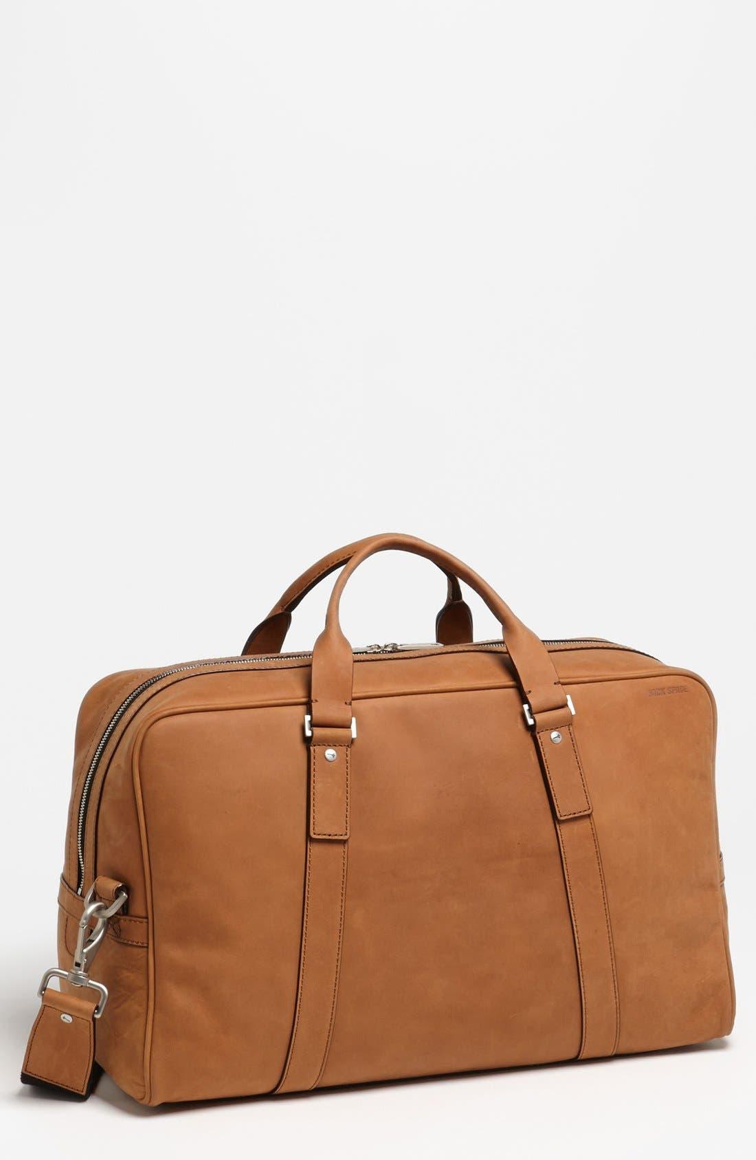 Alternate Image 1 Selected - Jack Spade 'Small - Eaton' Duffel Bag