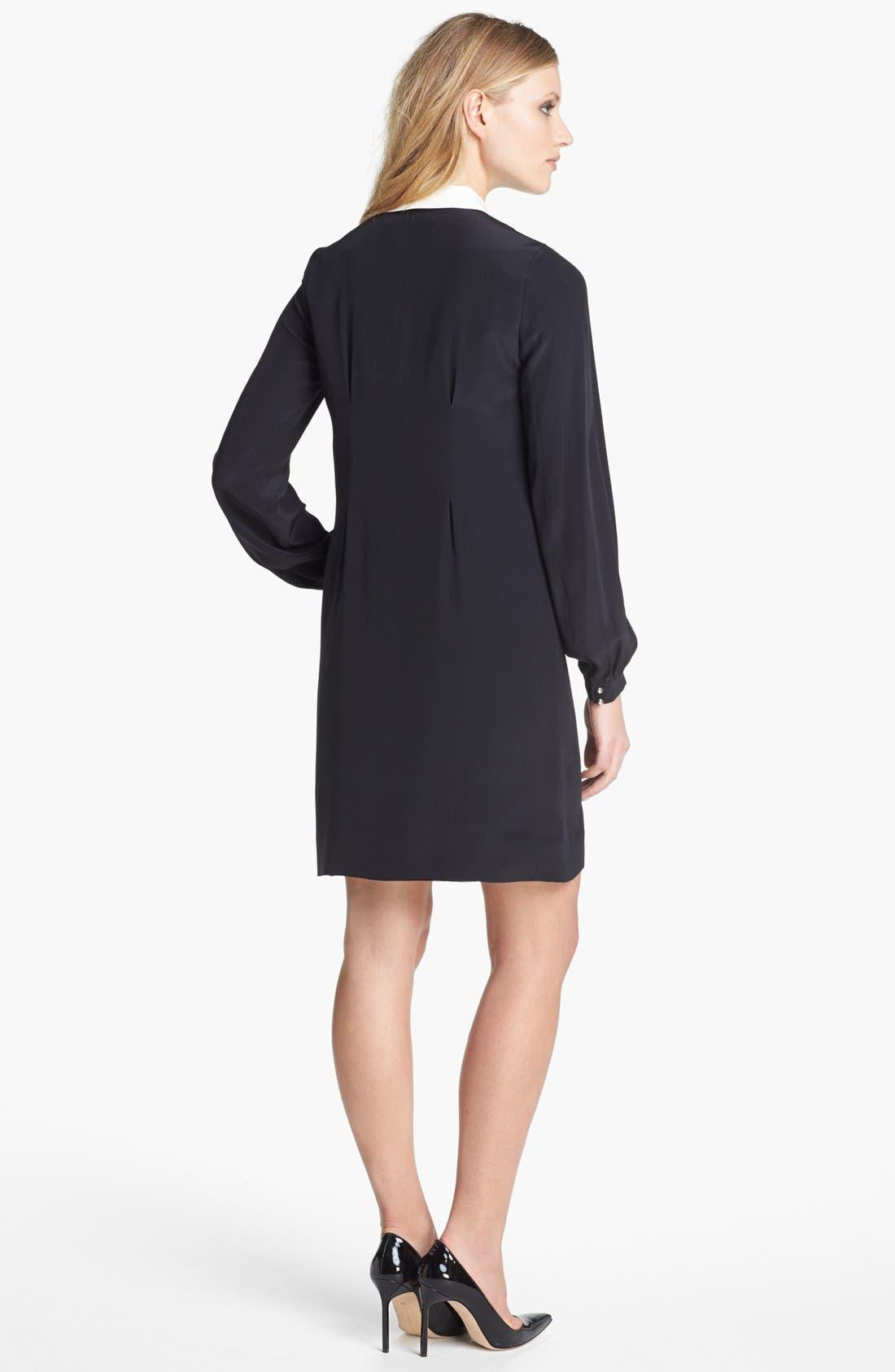 Alternate Image 2  - kate spade new york 'catarina' silk sheath dress