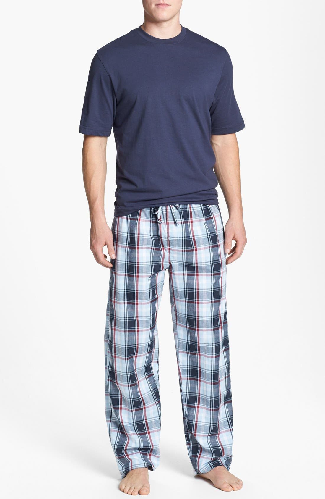 Main Image - Majestic International Cotton Pajamas
