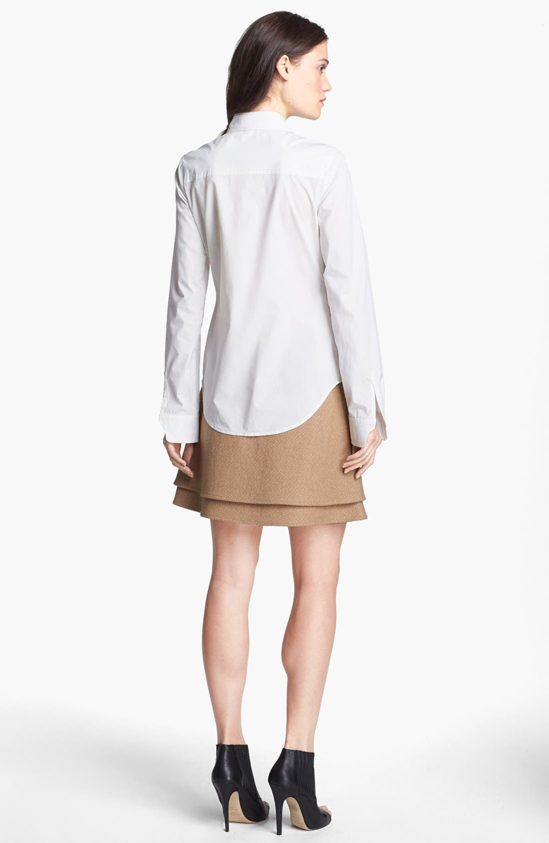 Alternate Image 2  - Rachel Zoe 'Beatrice' Pleated Blouse