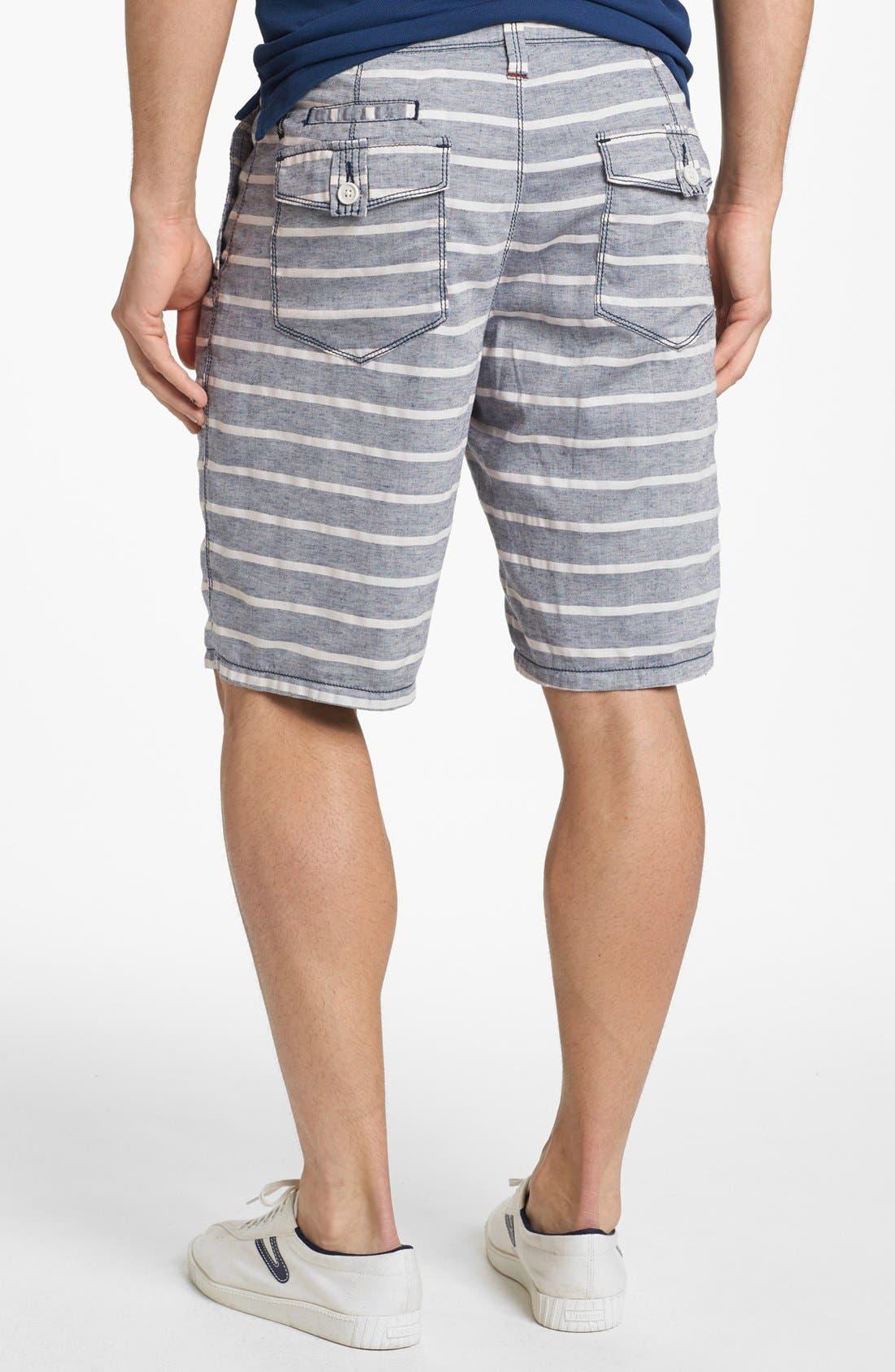 Alternate Image 3  - Howe 'Switch Stance' Reversible Shorts